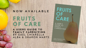 Now Available Fruits of Care Book