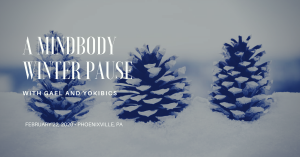 A Mindbody Winter Pause